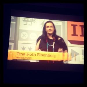 Tina Roth Eisenberg